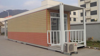 China Prefab Shipping Container Homes ,multi-functional  Modular Container Accommodation supplier