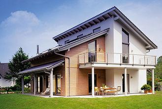 China Australia Standard Luxury Prefab Steel Structure Villa / Prefab Modular House supplier