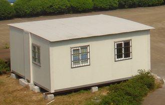 China Prefabricated Foldable Portable Emergency Shelter / Emergency Housing supplier