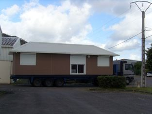 China Livable Prefab Mobile Homes / Green Custom Mobile Homes For Family supplier