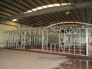 China Australia Light Weight Light Steel Frame Homes , Quick Assemble supplier