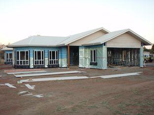 China Australia Standard House Kits / Prefab House Made Of  Light Steel Frame supplier