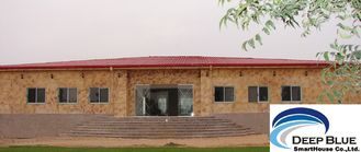China Fireproofing Prefab House Kits / Layer Of Houses Moistureproof / Colorbond / Fibre Cement Clading supplier