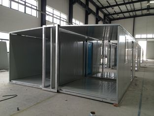 China Foldable Portable Emergency Family Shelters lutos house sandwich panels supplier