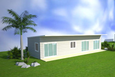 China Multi Function Prefabricated Australian Granny Flats Small Modular House distributor