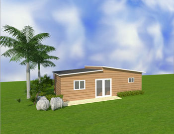 China Australian Portable Granny Flats Inexpensive Modular Homes / Prefab Small Houses distributor