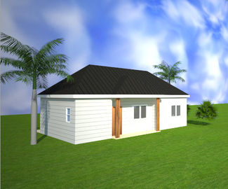 China Light Steel Structure Australian Granny Flats Prefabricated Integrated Housing distributor